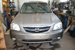 2002 Mazda Tribute ? SUV, Crossover