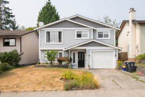 Updated Home in Langley Meadows