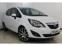 2012 12 VAUXHALL MERIVA 1.4 ACTIVE LIMITED EDITION 5DR 99 BHP
