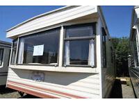 Cheap static caravan - 2003 Cosalt Coaster 26x12 2 bedrooms
