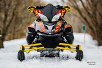 Yamaha Apex Motoneige