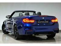 2020 BMW M4 3.0 BiTurbo Competition DCT (s/s) 2dr Convertible Petrol Automatic