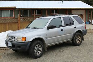 1999 Isuzu Rodeo SUV, Crossover