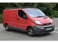 1.9 2700 CDTI 5D 100 BHP SWB DIESEL MANUAL PANEL VAN 2006