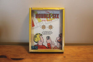 Old Child's Toy Puzzle Game London Ontario image 1