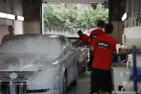 WEST ISLAND HAND CAR WASH ATTENDANTS FULL TIME/PART TIME