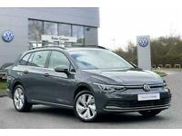 2021 Volkswagen GOLF ESTATE 2.0 TDI Style (150ps) DSG Auto Estate Diesel Automat