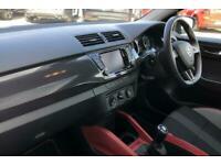 2018 Skoda Fabia 1.0 TSI 110 Monte Carlo 5dr Hatchback Petrol Manual
