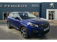 2019 Peugeot 3008 1.2 PureTech Active (s/s) 5dr Petrol blue Manual