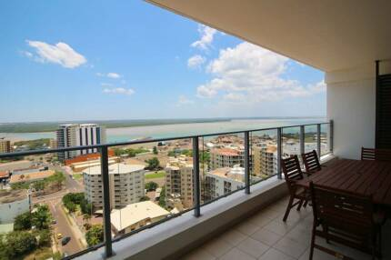 FULLY FURNISHED UNIT WITH GREAT VIEWS