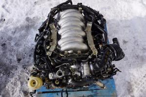 2006-2010 Infiniti FX45 4.5L V8 Moteur
