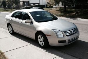 Ford Fusion 2009 Clean