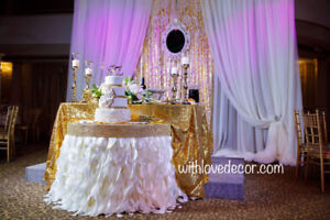 Wedding decorations find or advertise wedding services in toronto one stop shop wedding decor services junglespirit Images