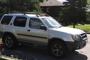 2004 Nissan Xterra SC Supercharged SUV, Crossover