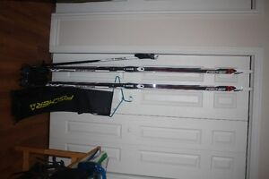 Complete X-country ski package - new, never used!