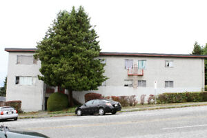 1BR apartment by Burnaby Hospital