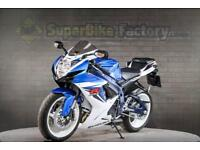 2012 62 SUZUKI GSXR600 L1 - NATIONWIDE DELIVERY AVAILABLE