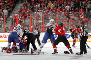 Ottawa Senators vs Montreal Canadiens HNIC!
