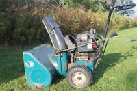 Snowblower for parts - 8.0 HP engine is good!