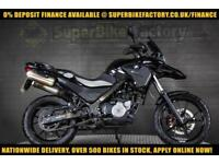 2016 65 BMW G650 GS 47 BHP 650CC 0% DEPOSIT FINANCE AVAILABLE