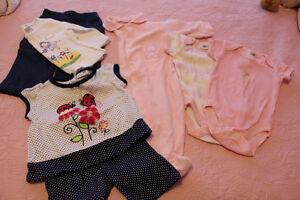 Infant girl clothes 6mos, 6-12mos & 9 mos St. John's Newfoundland image 4