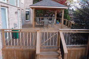 Gate & fence repair.  Deck repairs Kitchener / Waterloo Kitchener Area image 10