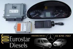 Mercedes Sprinter and Vito Key Programming and Repairs Hallam Casey Area Preview