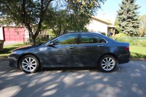2008 Acura TSX - Fully Loaded. Navigation, leather premium audio