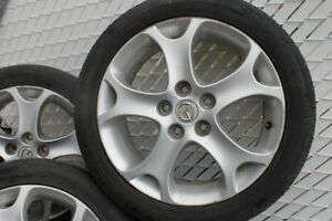 17 inch mazda mags 5x114.3