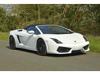 2009 Lamborghini Gallardo Spyder 2dr E Gear Auto Convertible Petrol Automatic