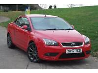 2007 Ford Focus Cc 2.0 CC 2 2dr 2 door Coupe