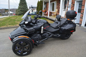 2016 Can Am Spyder F3 Special Series Limited