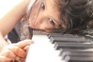 Piano and/or singing lessons for children