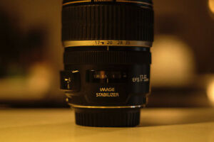CANON 17-55 F2.8 $750 OBO. LIKE NEW