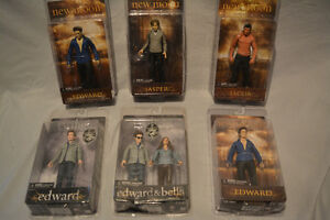6 Twilight Figures