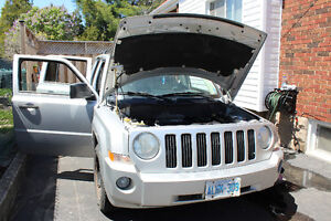 2007 Jeep Patriot!! Great Condition, need gone ASAP