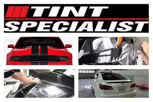 window tinting, (quality job at reasonable prices) open 7 days