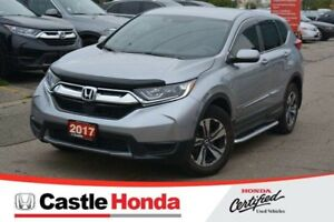 2017 Honda CR-V LX ALL WHEEL DRIVE/ONE OWNER! MINT CONDITION!