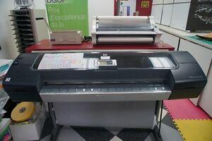 "HP Design Jet z3100 Photo wide format printer 24"""