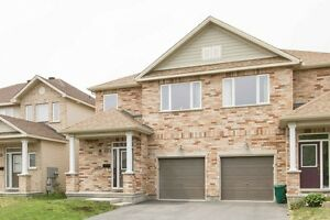 Stunning 3 Bed, 3 Bath Semi-Detached Home in Barrhaven!