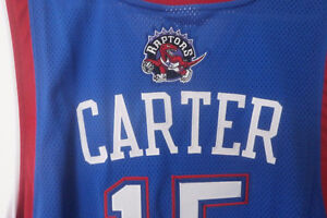 NBA REEBOK ALL STAR JERSEY VINCE CARTER