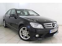 2010 59 MERCEDES-BENZ C CLASS 2.1 C250 CDI BLUEEFFICIENCY SPORT 4DR AUTOMATIC 20