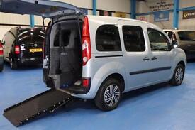 Renault Kangoo 1.6 Auto Wheelchair Accessible car mobility vehicle Auto
