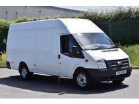 2.2 350 5D 125 BHP EURO 5 LWB RWD JUMBO HIGH ROOF DIESEL MANUAL VAN 2013