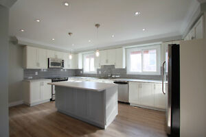 Completely renovated 3 bedroom raised bungalow for rent