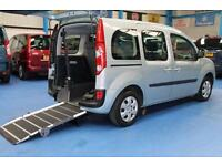 Renault Kangoo Expression Auto Wheelchair accessible car vehicle 4 seat Automtic