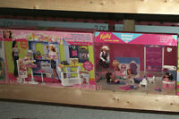 BARBIE de COLLECTION Kelly Playset Neuf ALL NEW NRFB