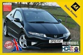 image for 2010 Honda Civic 2.2 i-CTDi Type S GT 3dr Hatchback Diesel Manual