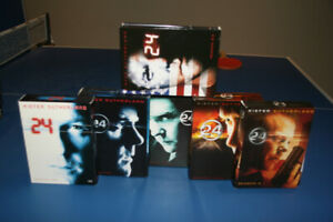 24 Series Tv | Buy or Sell CDs, DVDs, Blu-Rays in Ontario