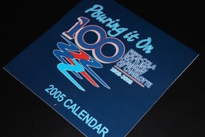 PEPSI COLA-2005 PURING IT ON 100TH-COLLECTION-CALENDAR(NEUF/NEW)